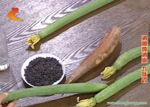 丝瓜的功效与作用