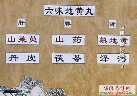 六味地黄丸(www.yangshengpu.com)