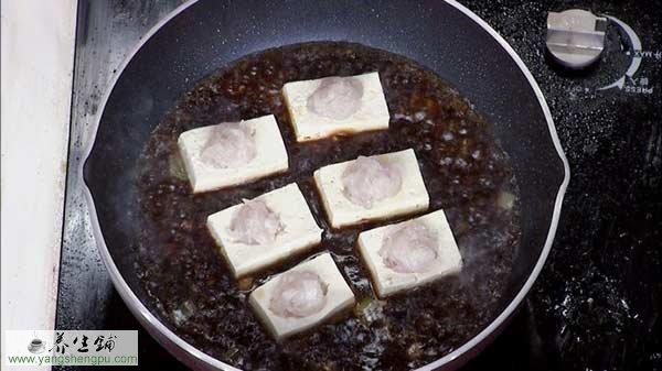 豆腐香烧鱼的做法四